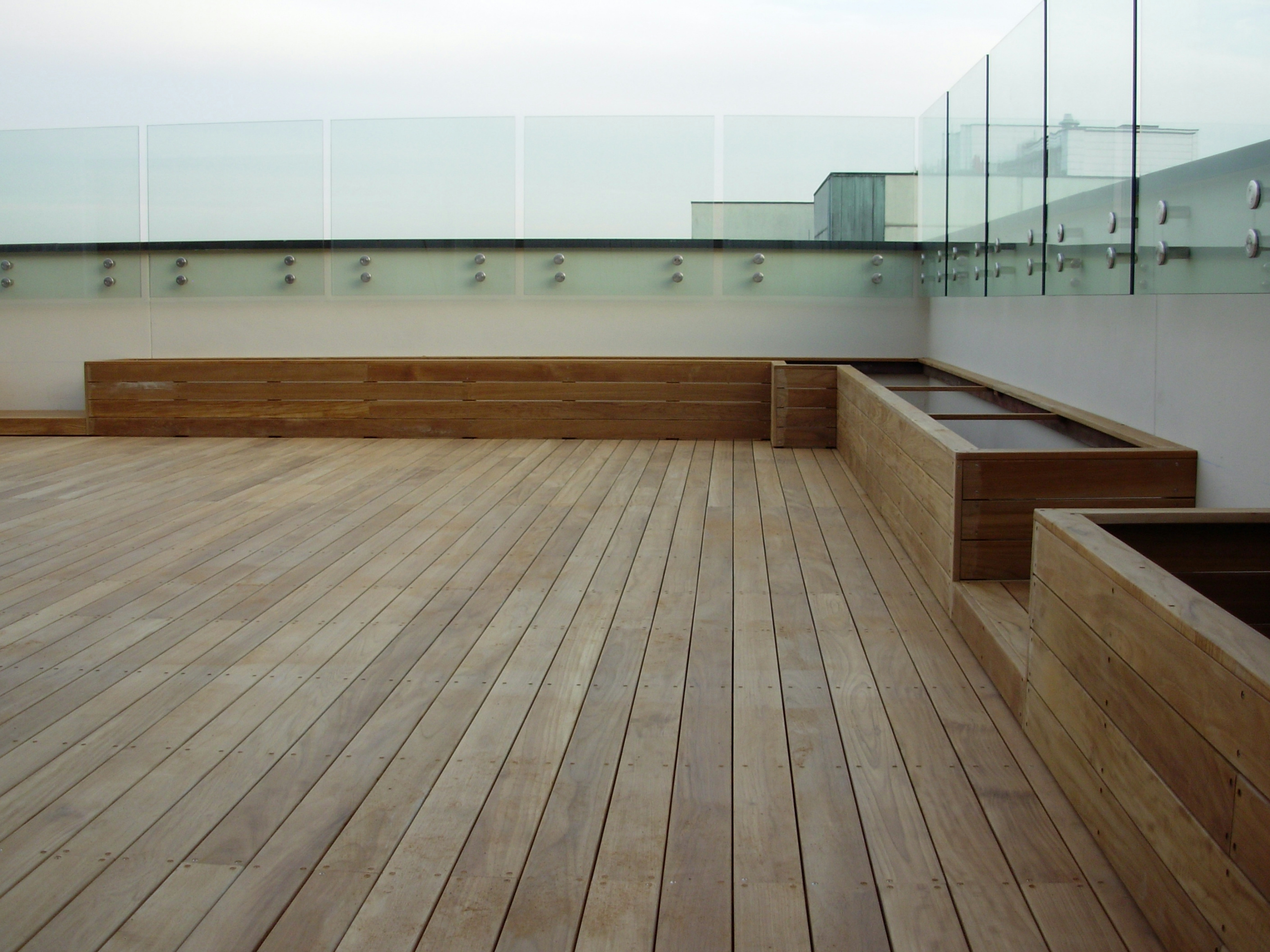 Listoni in legno per pavimenti e rivestimenti TEAK by Ravaioli Legnami