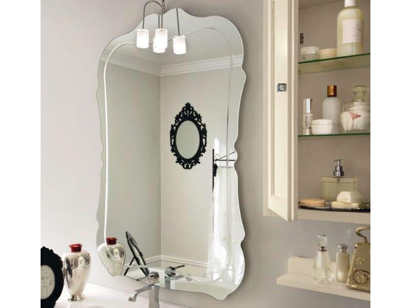 york 3 specchio per bagno by cerasa