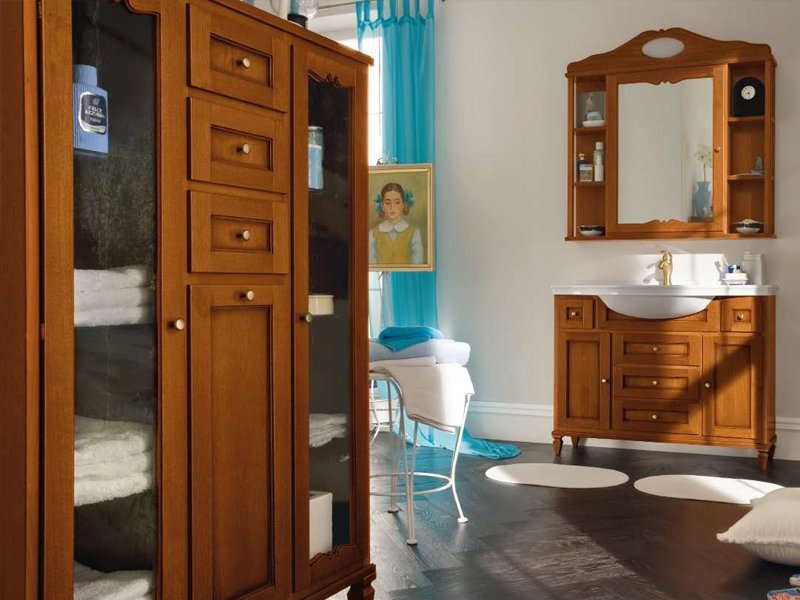 york meuble pour salle de bain haut by cerasa. Black Bedroom Furniture Sets. Home Design Ideas