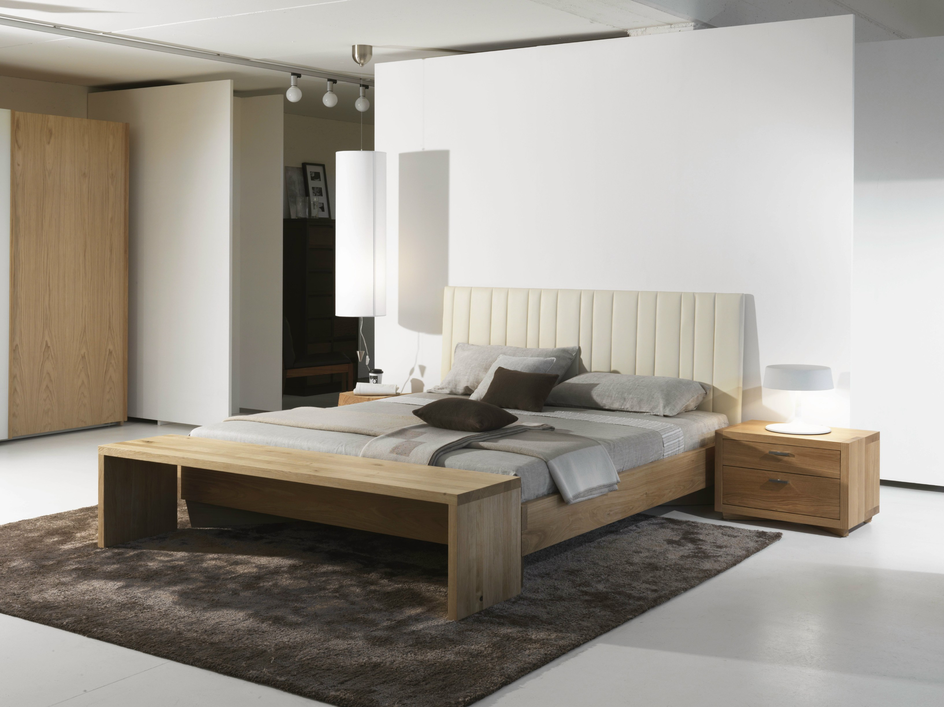 Double Lit En Bois : Riva 1920 Bed