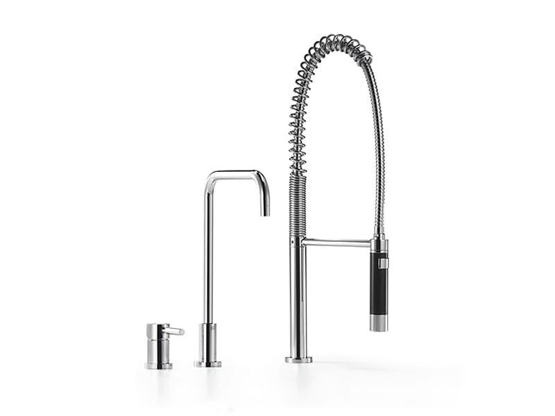 rubinetti da cucina con doccetta | archiproducts - Miscelatore Cucina Doccetta