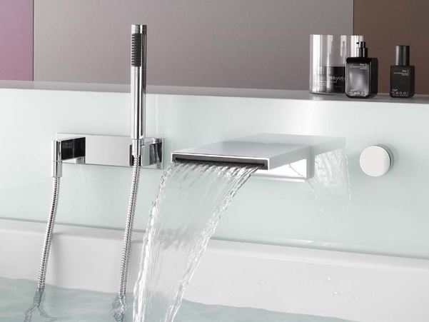Deque Waterfall Spout By Dornbracht Design Sieger Design