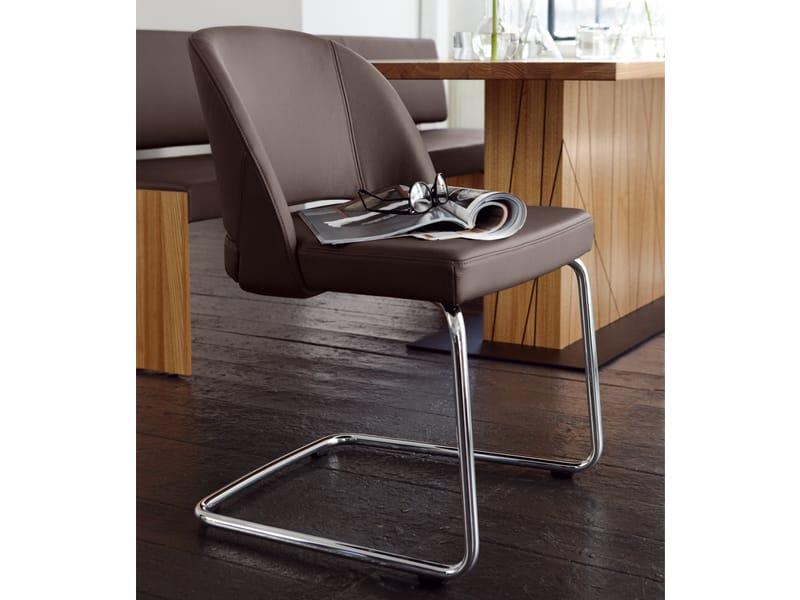 rolf benz 628 freischwinger by rolf benz design norbert beck. Black Bedroom Furniture Sets. Home Design Ideas