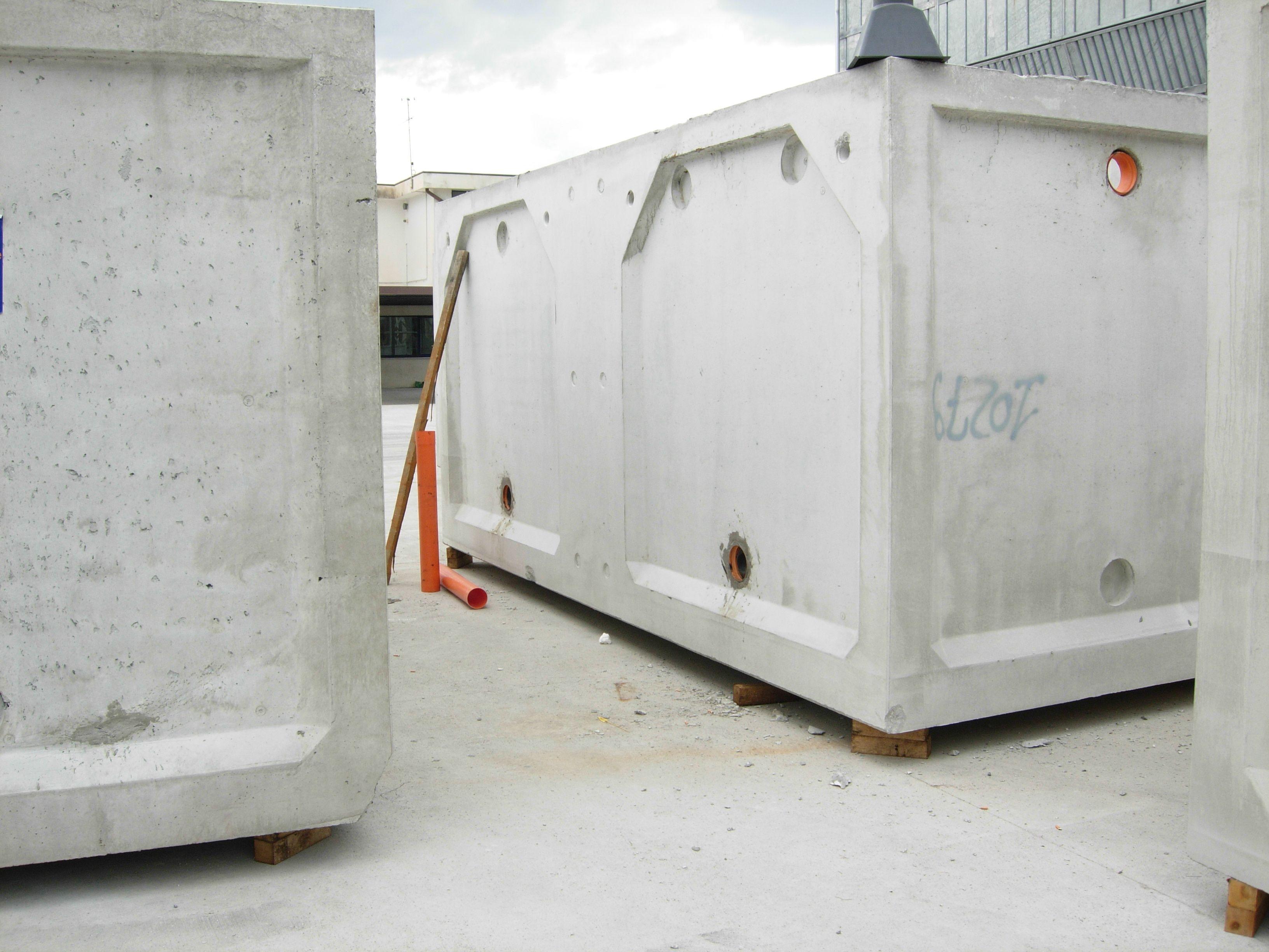cuve citerne et r servoir pour installation d 39 eau vasche monolitiche by f lli abagnale. Black Bedroom Furniture Sets. Home Design Ideas