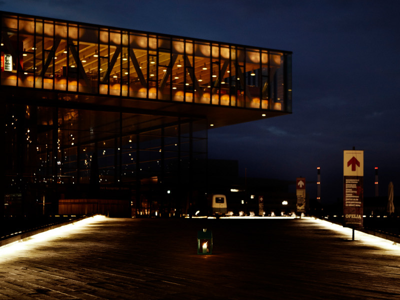 Glass And Steel Lantern LIGHTHOUSE By Normann Copenhagen Design Holmb CkNorde