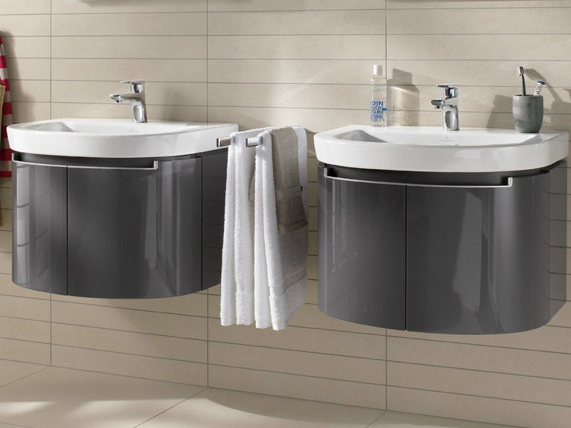 subway 2 0 round washbasin by villeroy boch. Black Bedroom Furniture Sets. Home Design Ideas