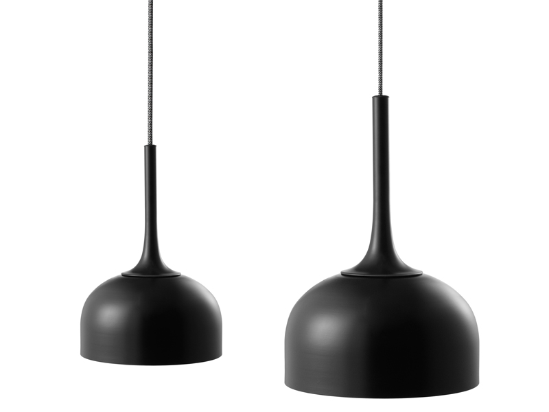 pendelleuchte aus metall hang by normann copenhagen. Black Bedroom Furniture Sets. Home Design Ideas