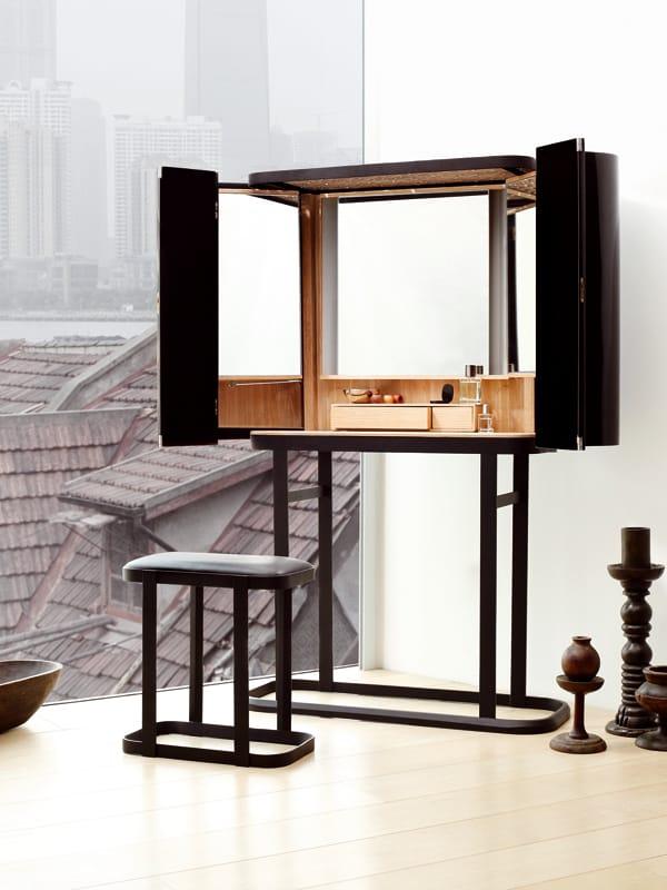 coiffeuse the narcissist by bd barcelona design design. Black Bedroom Furniture Sets. Home Design Ideas