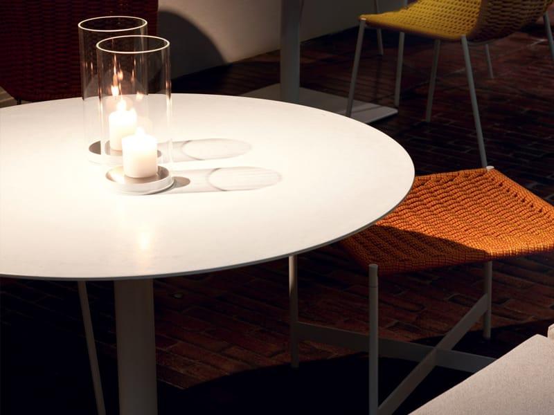 Giro Garden Table By Paola Lenti Design Francesco Rota