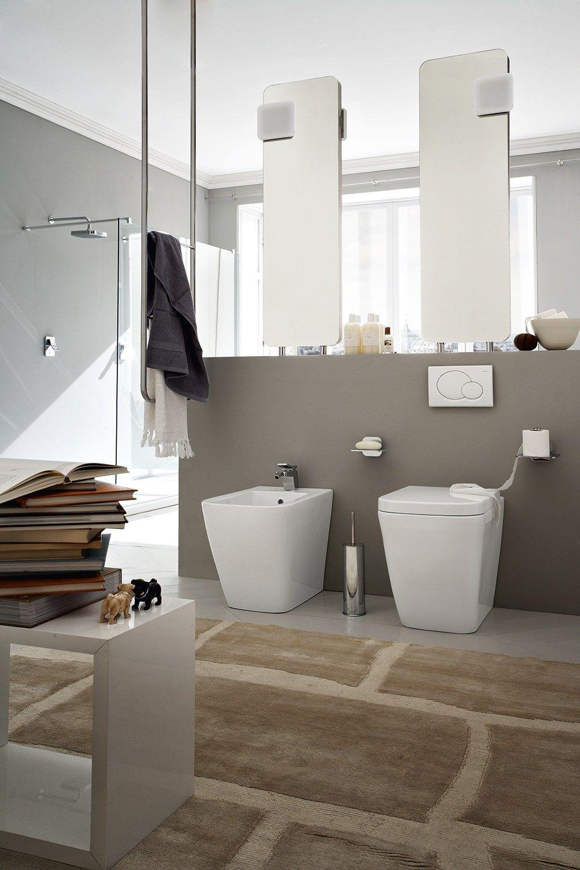Arredo bagno completo suede 26 27 by cerasa design stefano - Bagno color tortora ...
