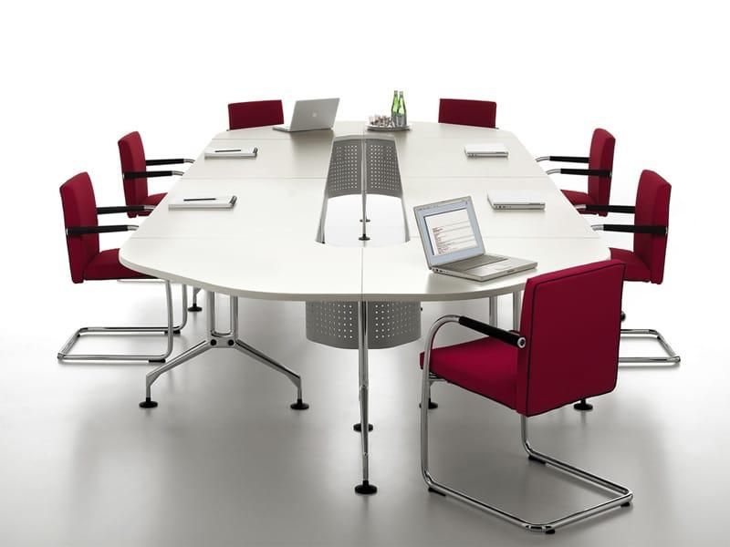 Table De R Union Modulable Ad Usum By Vitra Design Antonio