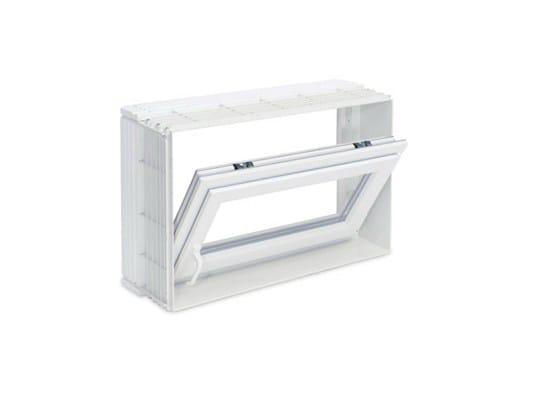 Monoblocco per finestra finestre con apertura a wasistas by pircher - Finestre monoblocco prezzi ...