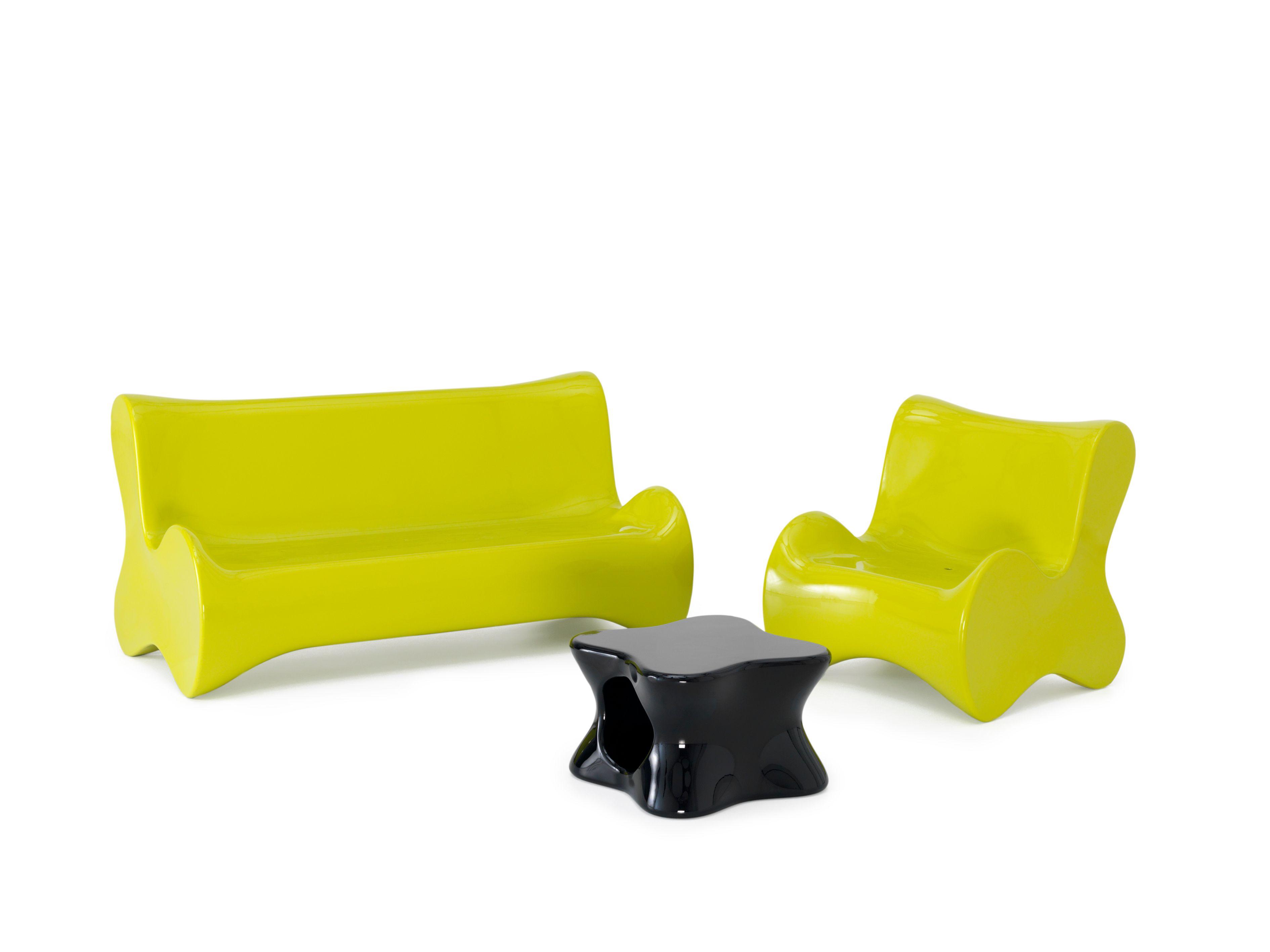 garden sofa doux 180 doux collection by vondom design karim rashid. Black Bedroom Furniture Sets. Home Design Ideas