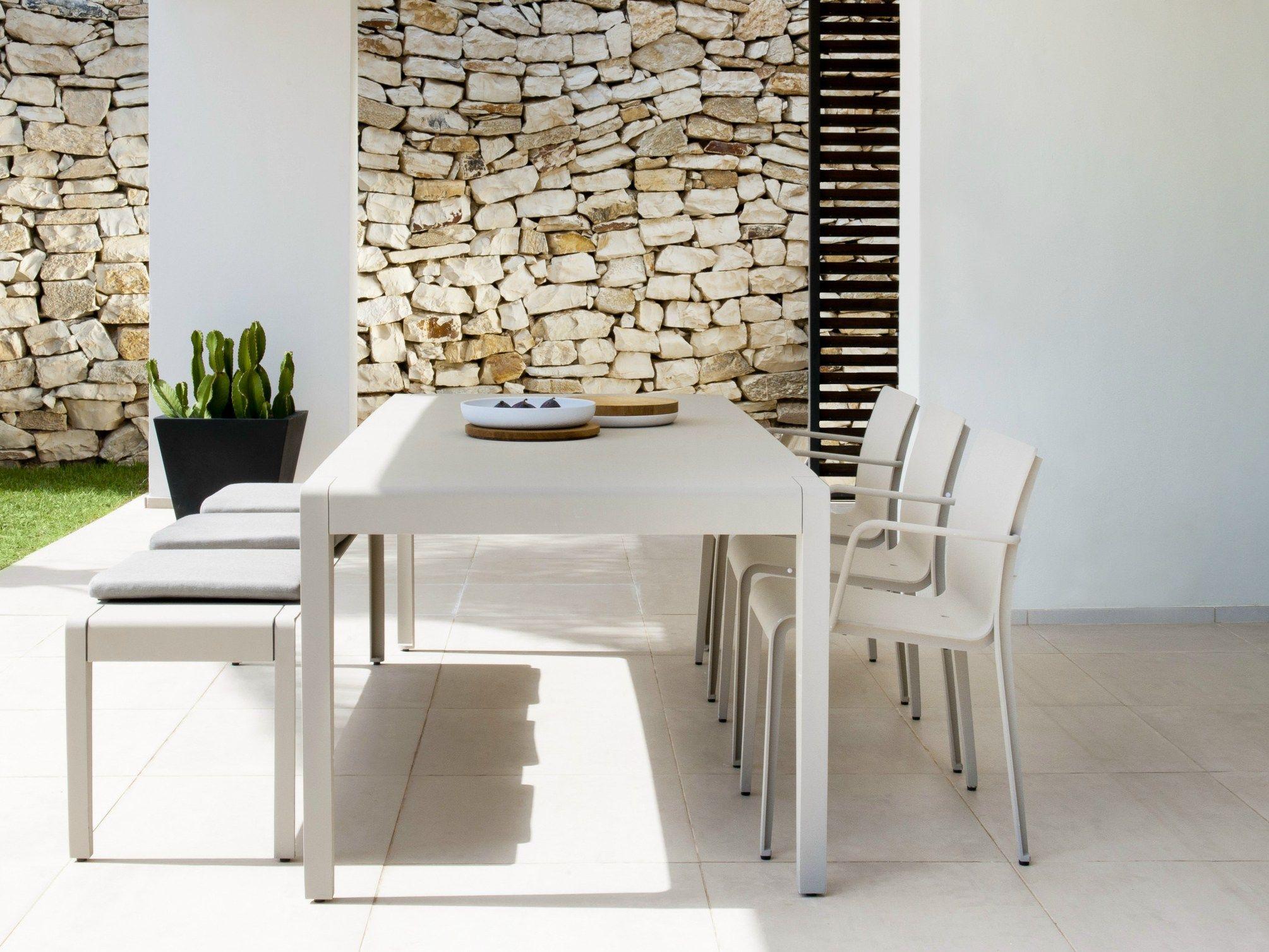 Gartentisch Design Affordable Outliv Stavanger Gartentisch Xcm