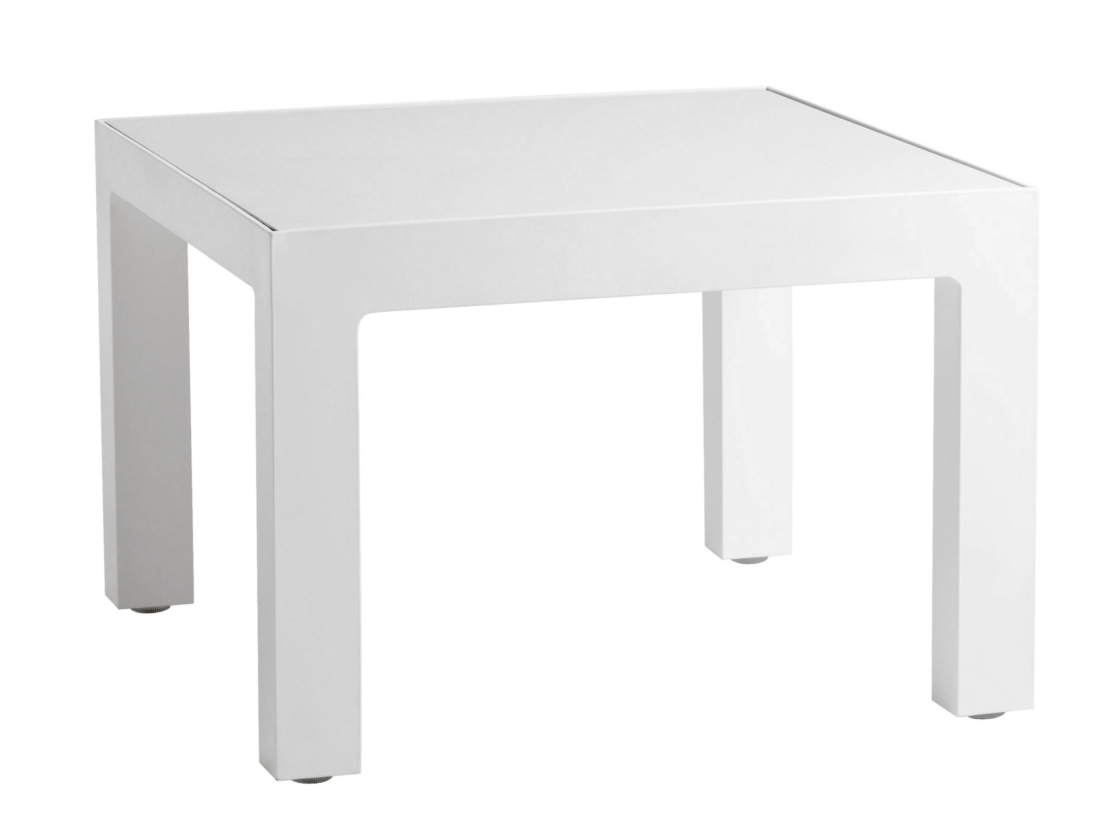 Table d 39 appoint de jardin basse carr en c ramique for Table de jardin carre