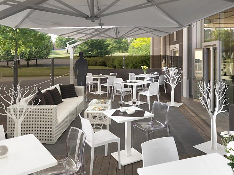 pavillon aus aluminium und glas dehors by cagis. Black Bedroom Furniture Sets. Home Design Ideas