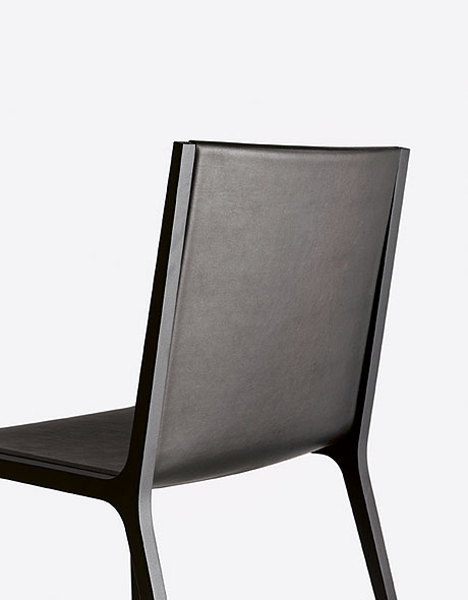 Sedia in alluminio bikappa by kristalia design bartoli design for Sedie kristalia outlet