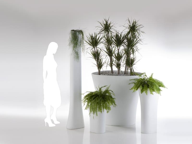 bones pot de fleurs haut by vondom design ludovica. Black Bedroom Furniture Sets. Home Design Ideas