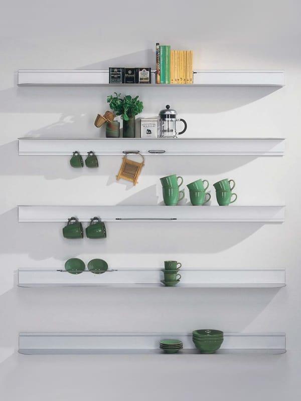 wand b cherregal aus aluminium phantasma by bd barcelona design design pete sans. Black Bedroom Furniture Sets. Home Design Ideas