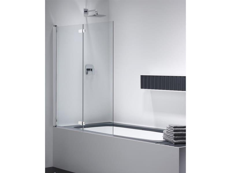 Parete per vasca pieghevole combi free ck 2 by provex - Pareti vasca da bagno ...
