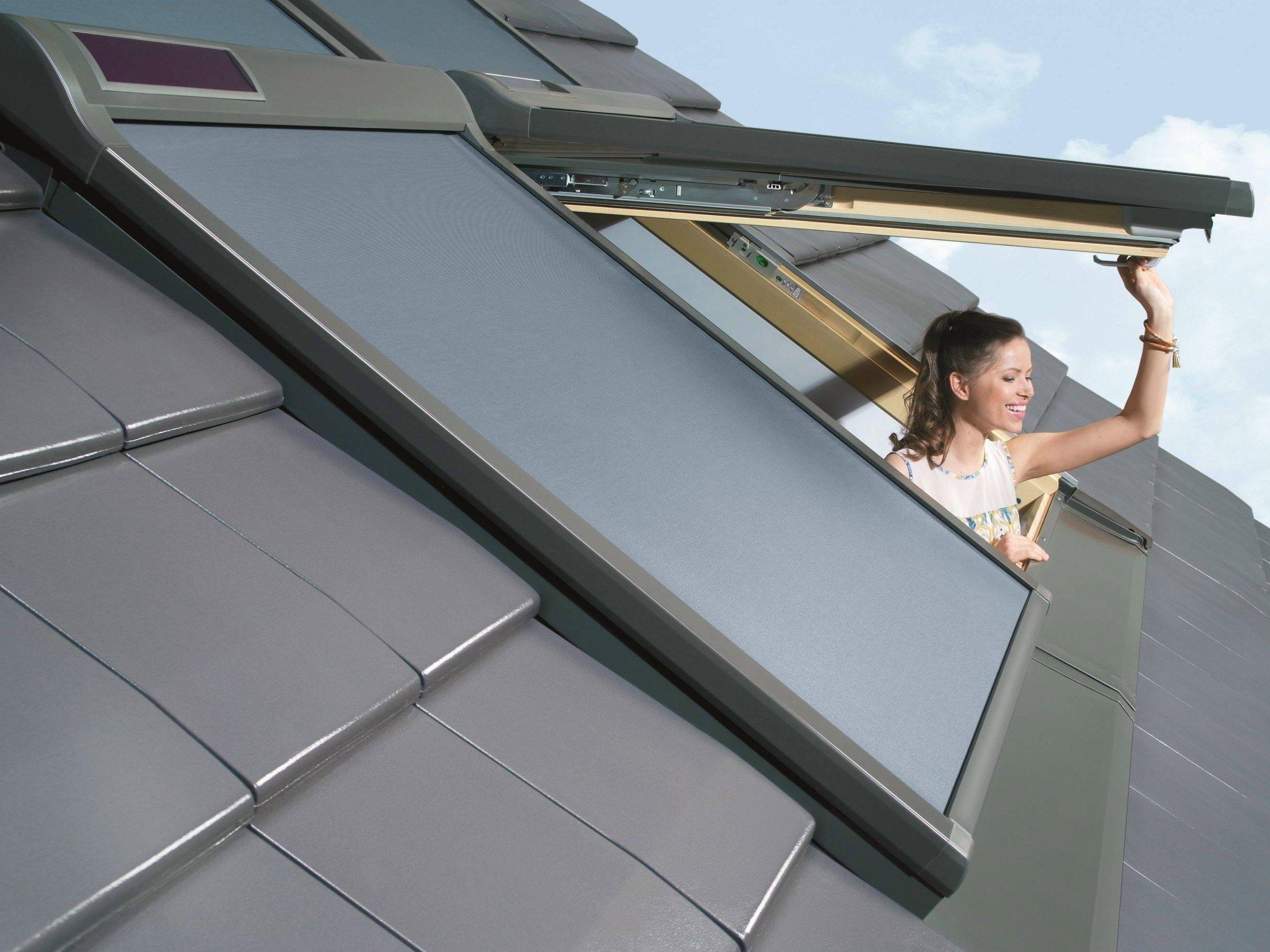 Finestra da tetto a bilico a vasistas in pino fpp v for Finestra nel tetto