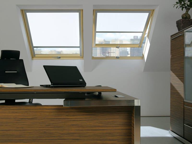 Tenda per finestre da tetto oscurante arf sunset fakro for Tenda finestra tetto