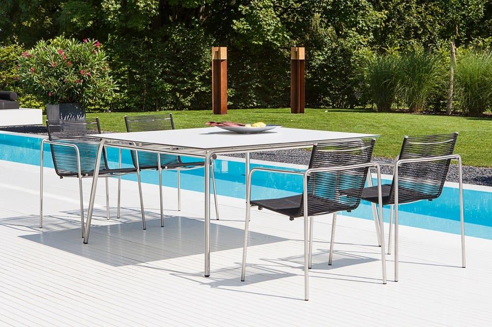 taku stuhl aus seil by fischer m bel design mads odg rd. Black Bedroom Furniture Sets. Home Design Ideas