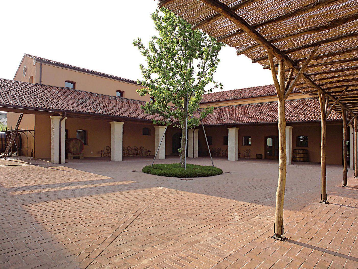 Pavimento per esterni in cotto mattoni per pavimenti by fornace s anselmo - Pavimento in cotto per esterno ...