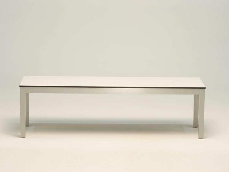 adria laminate garden bench by fischer m bel design. Black Bedroom Furniture Sets. Home Design Ideas