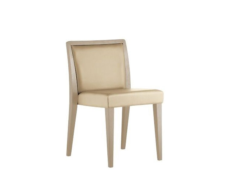 Upholstered chair GLAM by PEDRALI