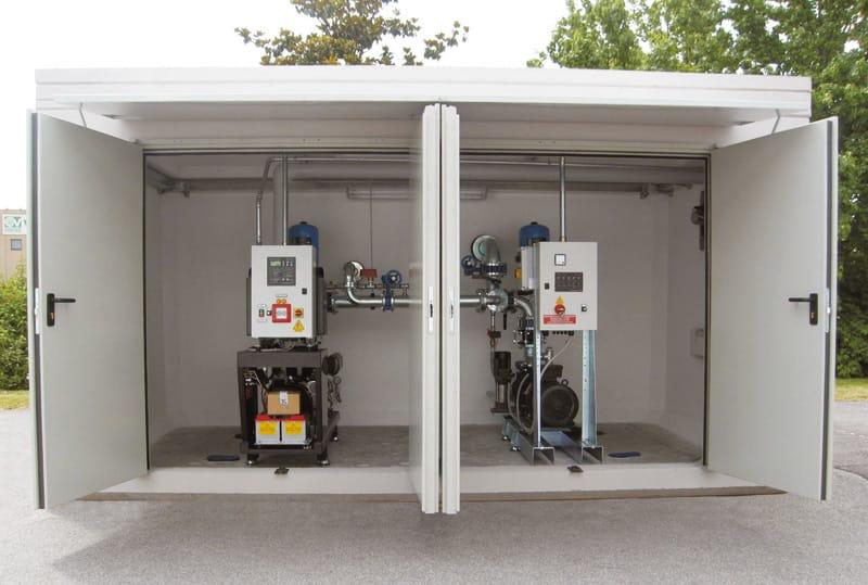 Certificazione impianto antincendio