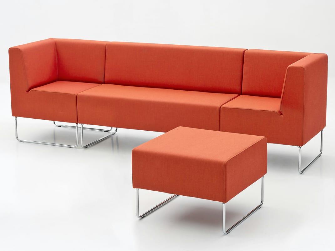 Fauteuil rembourr host soft by pedrali design pedrali r d for Acheter un sofa