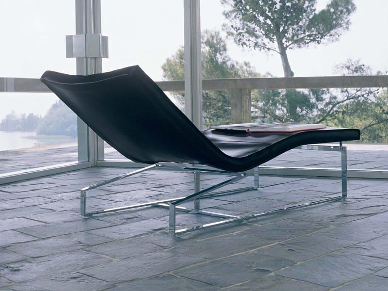 DAY BED Lounge chair by ENRICO PELLIZZONI design Franco Bizzozzero