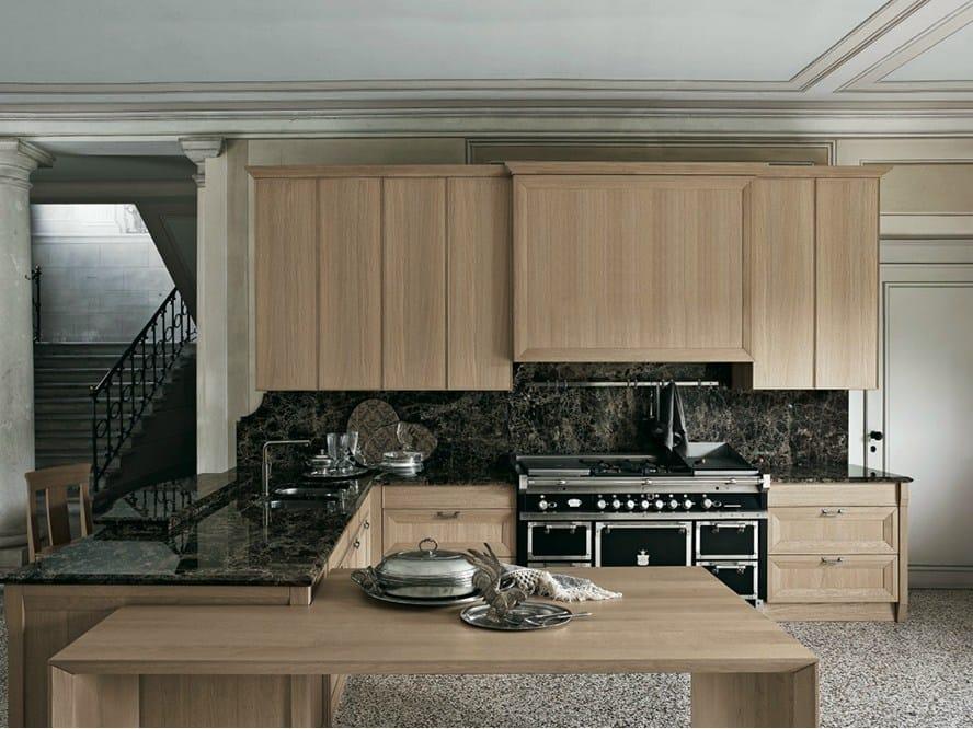 Og148 cucina a libera installazione by officine gullo for Cucina libera installazione