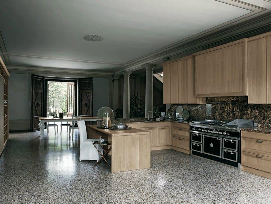 Og148 cucina a libera installazione by officine gullo - Cucine a libera installazione ...