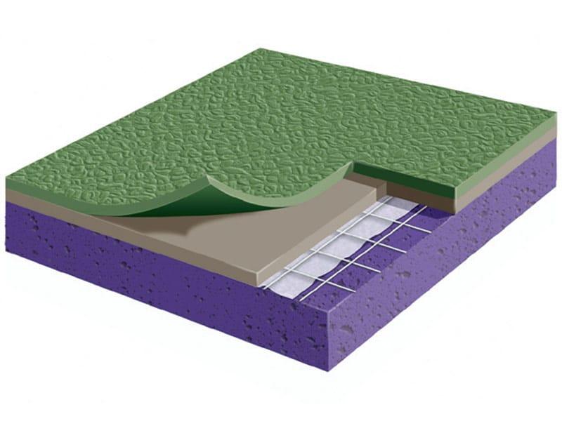 resilient sports flooring for tennis fields taraflex™ tennis