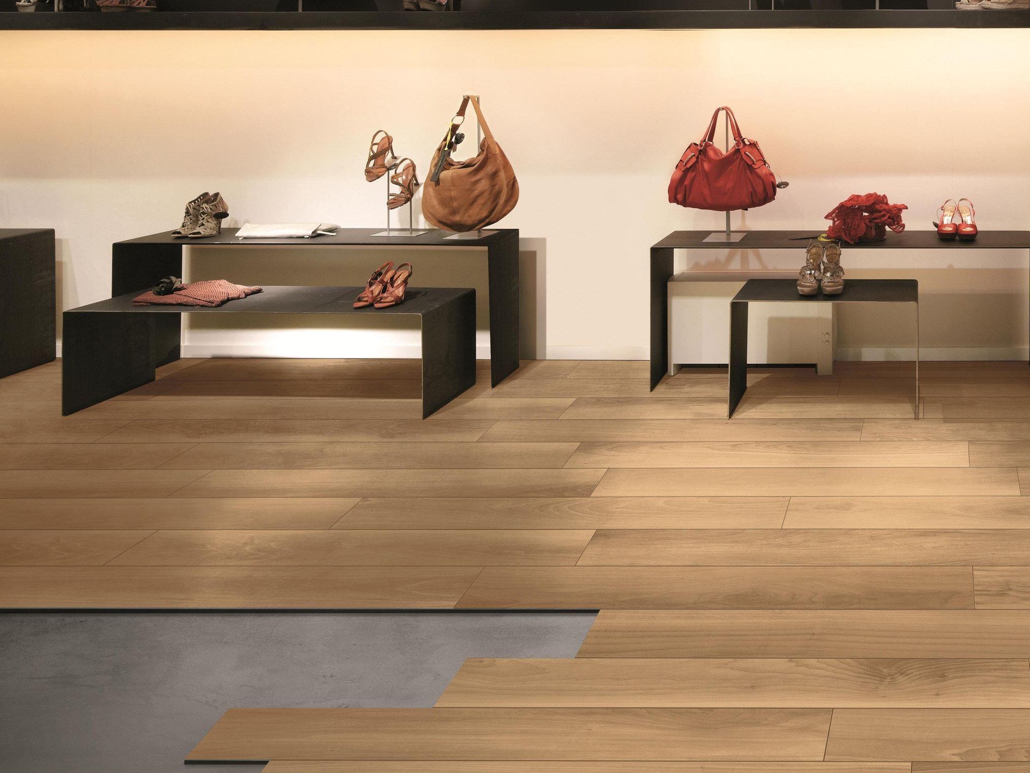 aexacta | self-adhesive flooring by ceramiche caesar - Piastrelle Effetto Legno Senza Fughe