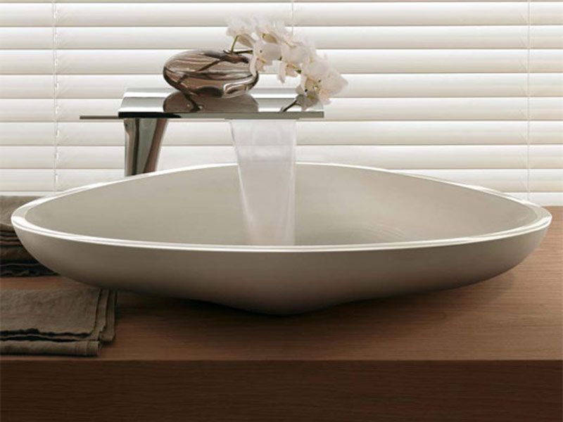 AXOR MASSAUD  Washbasin By HANSGROHE design JeanMarie Massaud