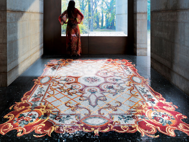 Mosaic RUG MOSAIC COLLECTION By Sicis