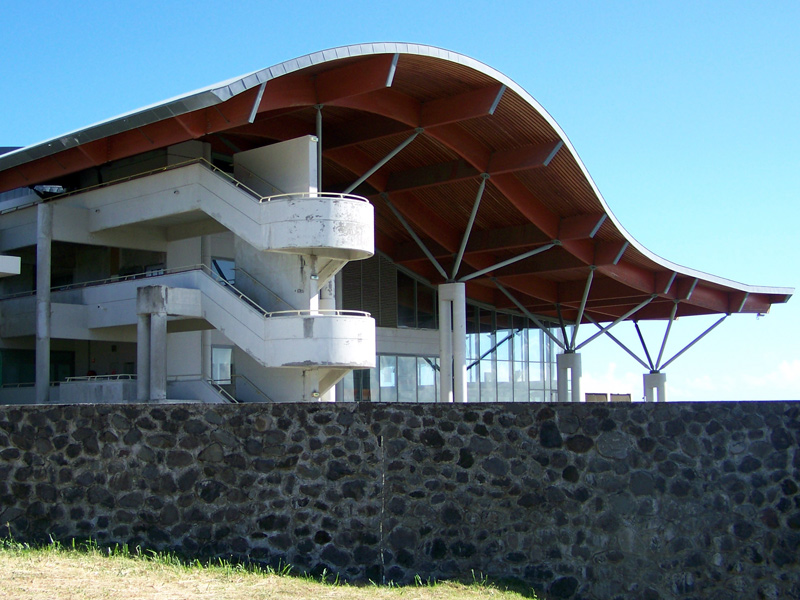 Structural Wood Systems : Integrated structural system in timber laminated wood