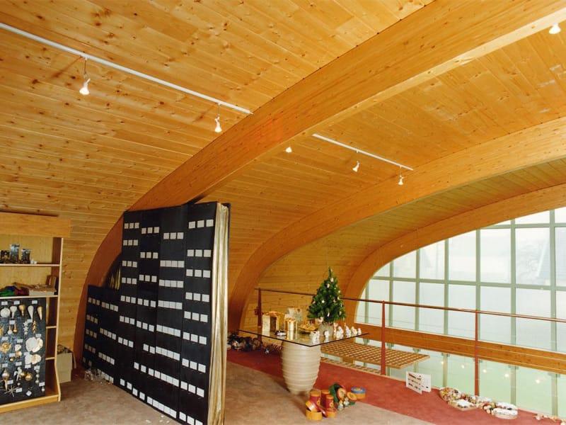 Luci per mansarda in legno led per travi illuminazione led nel