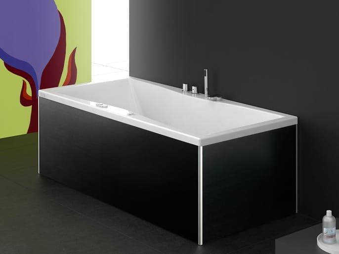 Vasche Da Bagno Con Telaio Prezzi : Vasca idromassaggio in bagno stile boiserie