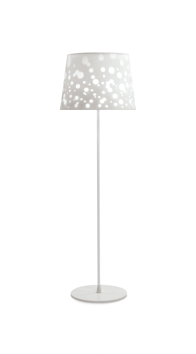 Shadow light lampada da terra by porro design front - Lampade bambini design ...