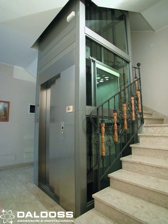 Daldoss ascensori