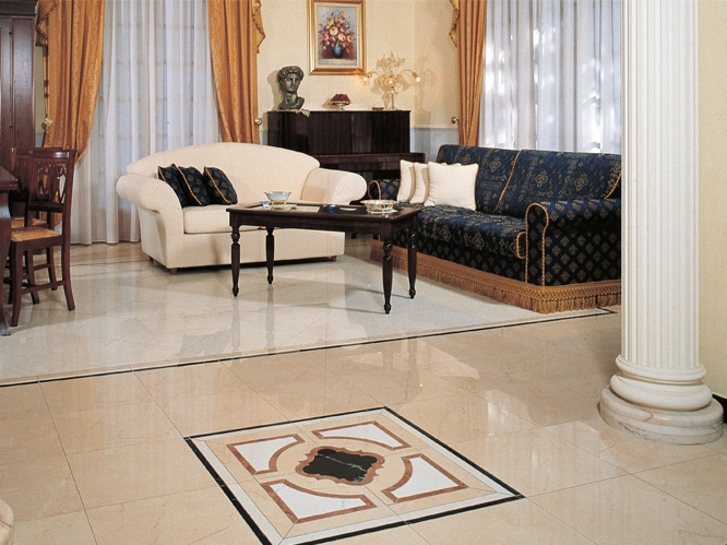 Pavimento/rivestimento in gres porcellanato effetto marmo MARMI HIGH-TECH Rosa Portogallo by ...