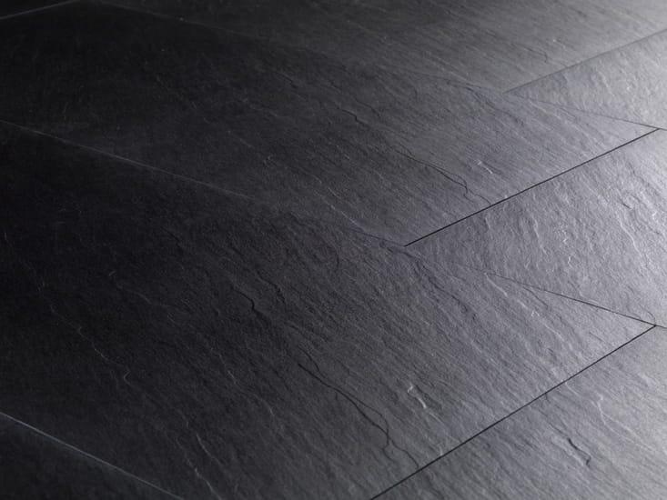 bagni con pavimebto nero gres porcellanato : Pavimento/rivestimento in gres porcellanato a tutta massa effetto ...