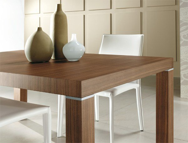 Tavolo cucina allungabile legno tavoli da pranzo allungabili moderni ...