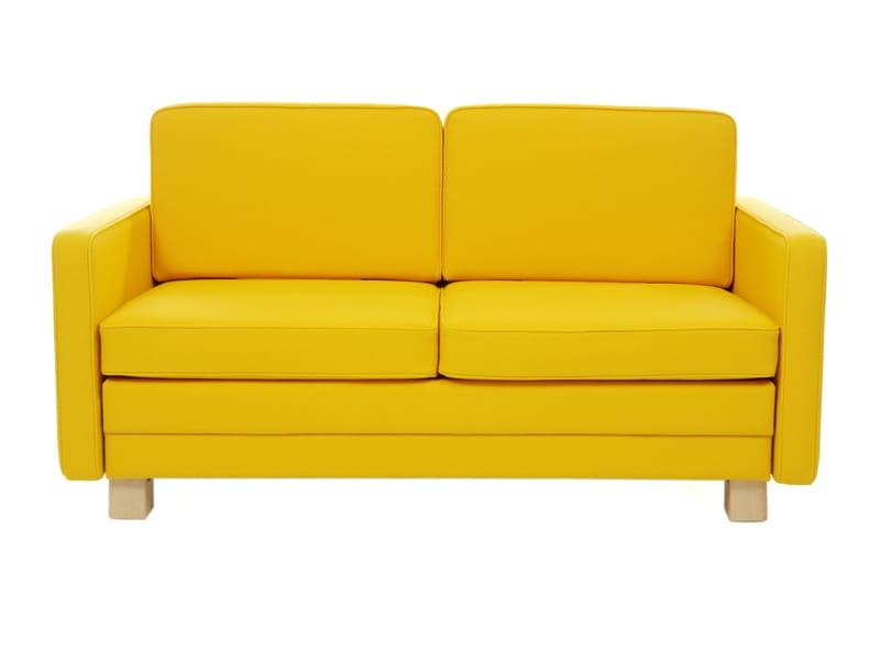 Divano letto imbottito a 2 posti 549 by artek for Sofa bed 549 artek