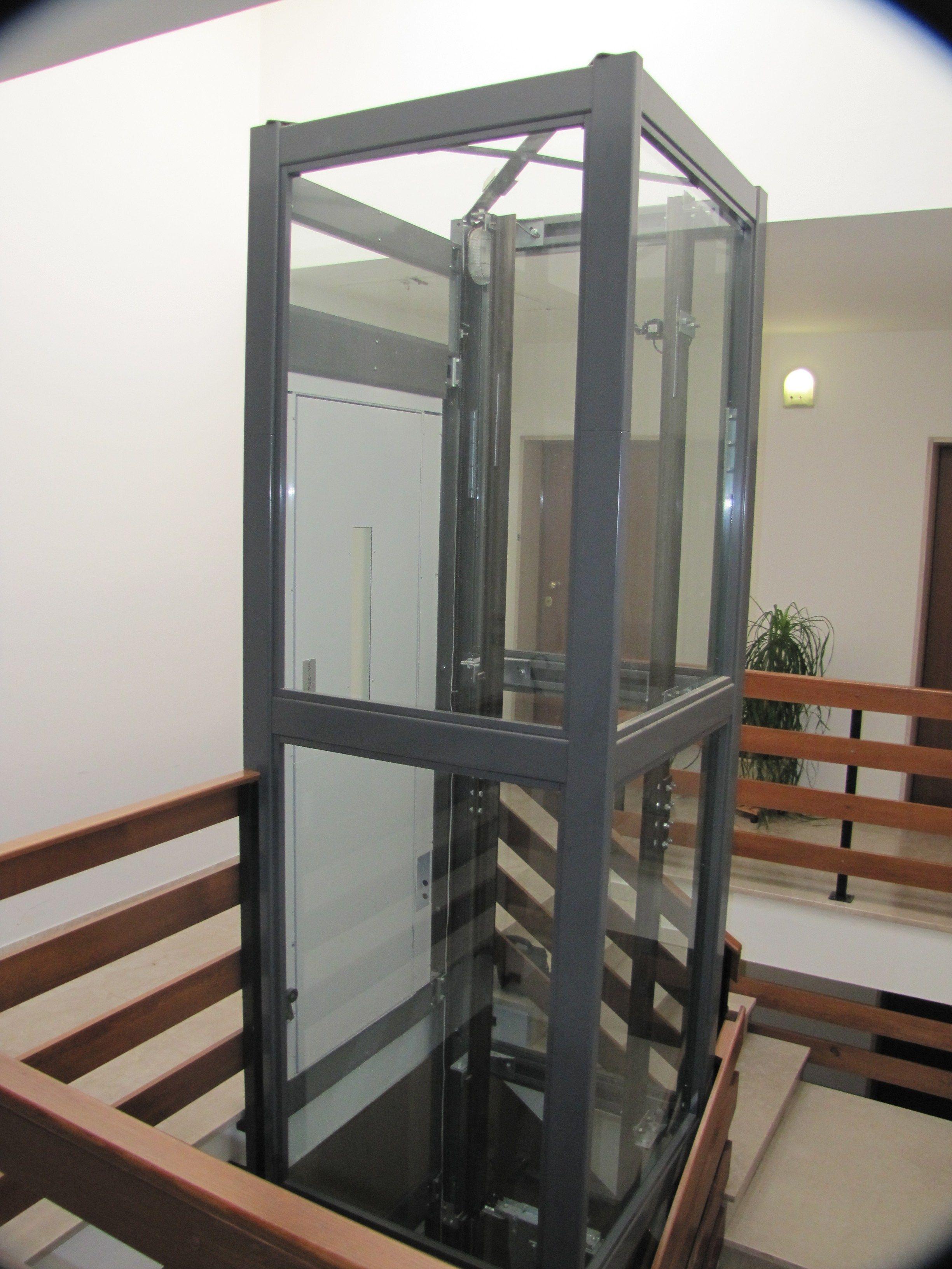 Mini elevador otis homelift by otis servizi - Mini ascensori da interno ...