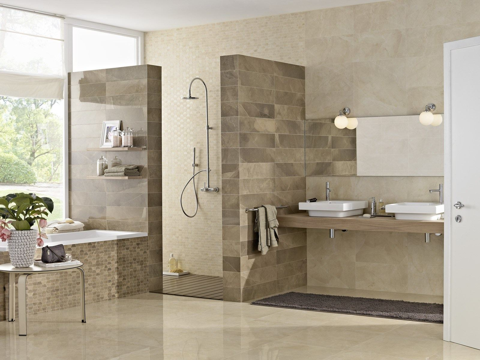 EVOLUTIONMARBLE Mosaico by MARAZZI